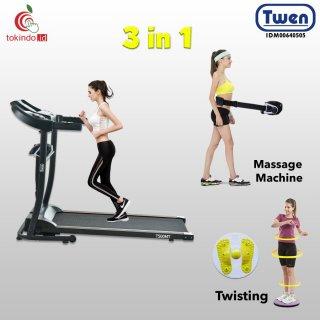 Treadmill Elektrik Twen T-500MT