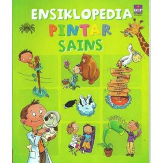 Ensiklopedia Pintar: Sains