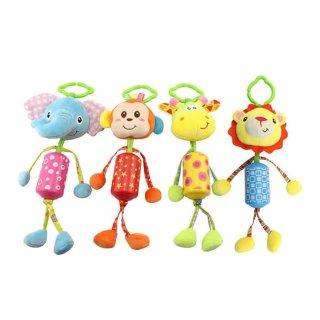 Happy Monkey Big Chime Toy - Mainan Gantung - Aksesoris Stroller Anak