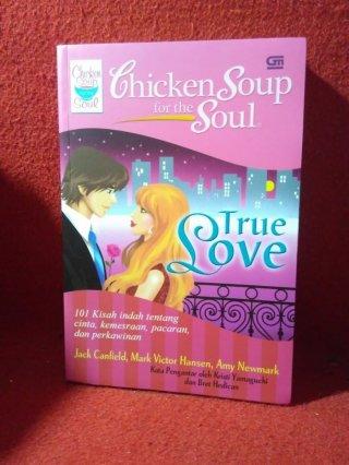Chicken Soup for The Soul untuk Inspirasinya Sehari-hari