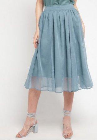 Shoptherapee - Voile Tutu Skirt