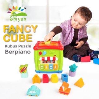 [Shiyan] Mainan Bayi Box Puzzle Dengan Music