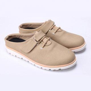 Catenzo Sandal Sepatu Wanita DO 041 Cream