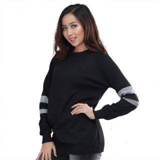 KUZATURA Sweater Wanita Rajut KON 451-385