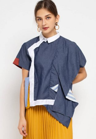 Oline Workrobe Shirt To Office