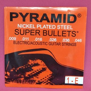 Senar Gitar Elektrik Pyramid