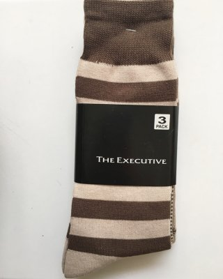 The Executive Man Socks 3 Pcs