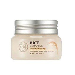 The Face Shop Rice & Ceramide Moisturizing Cream