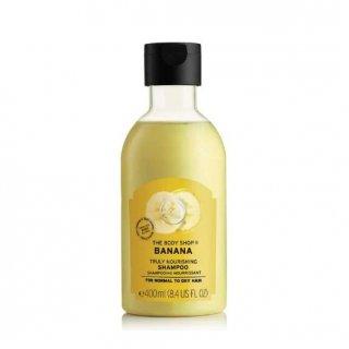 The Body Shop BANANA TRULY NOURISHING SHAMPOO