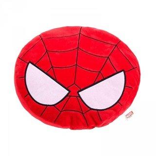 Marvel Spiderman Head Cushion Bantal - Red