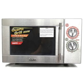 Sanyo EM-G1073V Microwave Oven