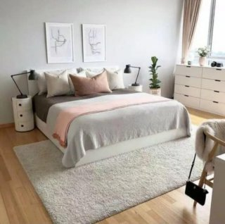 Dimora Stoensa IKEA Sheep Berber Fleece Modern Holywood Amerika Living