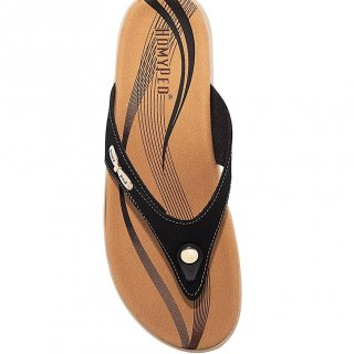 Homyped Luna N41 Sandal Wanita Hitam