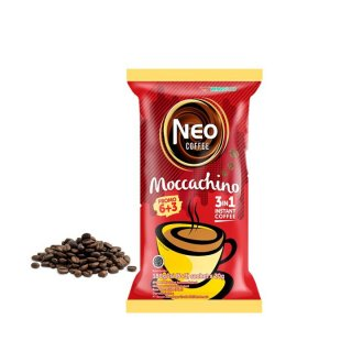 Neo Moccachino 3 in 1 - 9 x 20 gram