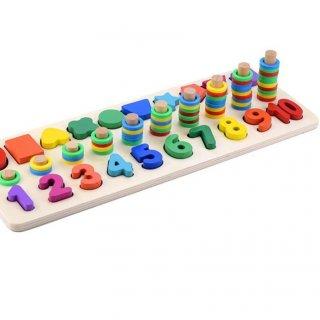 Gober - Montessori Puzzle