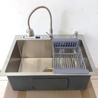 Kitchen Sink Thsink Bolzano 60 x 45