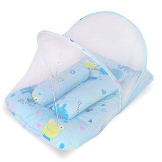 Baby Dream Kasur Lipat Bayi Berkelambu Simpel Termurah