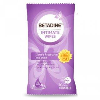 Betadine Feminine Wipes