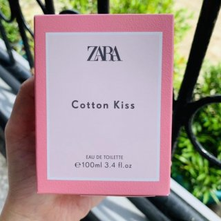 Zara Cotton Kiss EDT