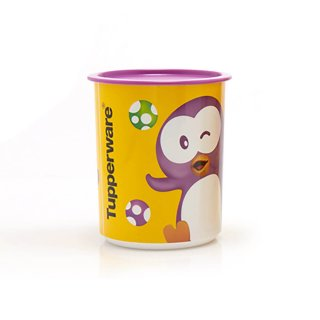 Tupperware Playful Canister Poppy Penguin