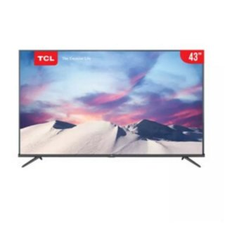 TCL LED TV ANDROID SMART UHD 4K 43A8