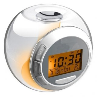 Jam Meja Moody Clock