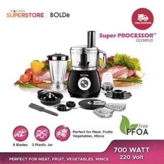 BOLDe Super Food Processor OLYMPUS