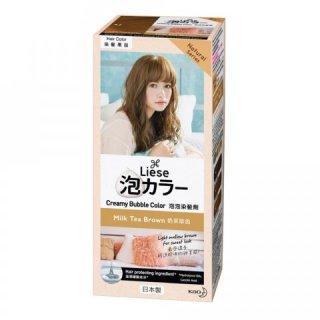 Liese Bubble Hair colour - Milk Tea Brown