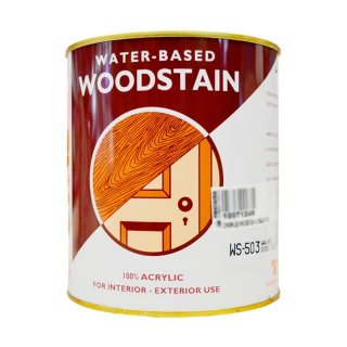 Mowilex Woodstain Cat Kayu Waterbased
