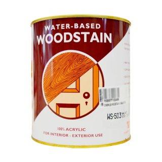 Mowilex Woodstain Cat Kayu Waterbased