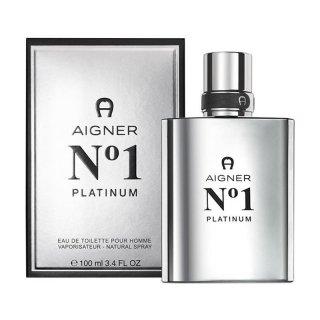 Aigner No 1 Platinum Man