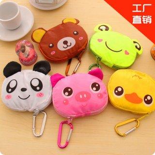 Shopping Bag Lipat Karakter - Tas Belanja Jinjing Lipat Praktis