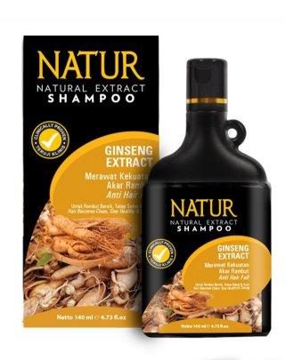 Natur Ginseng Shampo