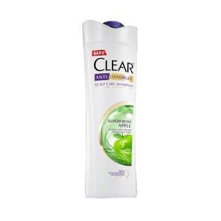 Clear Shampoo Super Fresh Apple