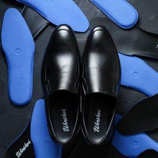 Pantofel 7807 WInshor Carrington Black