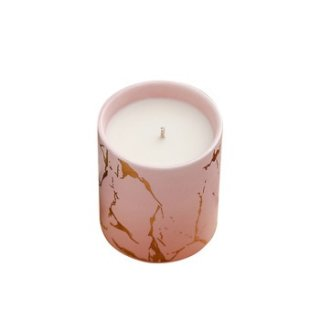 Nordic ins Candle Jar Marble Home Decoration