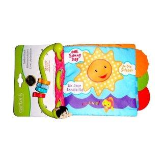 Carters Softbook and Teether Sun