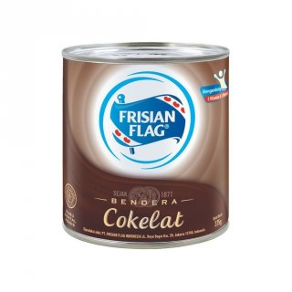 Frisian Flag Bendera Cokelat Susu Kental Manis