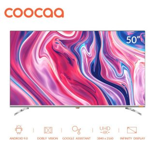 COOCAA Smart LED TV 50 inch 4K 50S6G