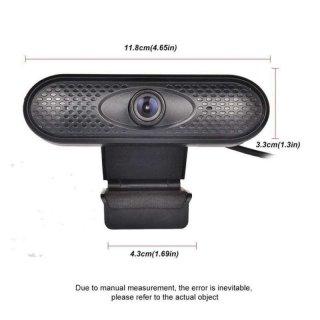 X3 Kamera Webcam 1080P