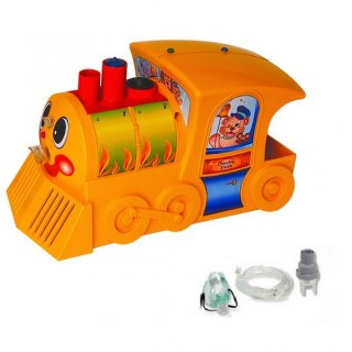 Chu Chu Train Nebulizer Anak