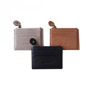 Fiorenza Dompet kartu kulit sapi asli100% cardholder Zoey 833 genuine leather