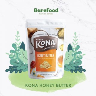 KONA Coconut Chips Honey Butter