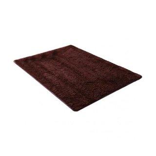 Bluelans Modern Candy Color Soft Anti-Skid Carpet