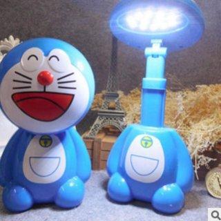 Lampu Meja Belajar Portable Doraemon
