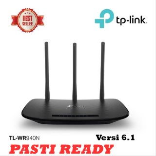 TP-LINK TL-WR940N 450 Mbps Wireless N Router