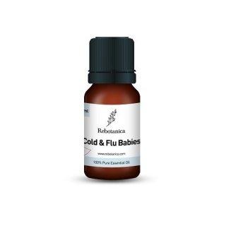 Rebotanica Cold & Flu for Babies Essential Oil