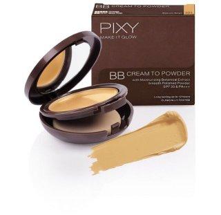 PIXY Make It Glow BB Cream to Powder