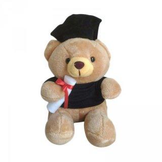 SEULGI 0960020263-3 Boneka Toga Teddy Bear
