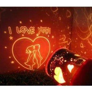 Lampu Tidur Proyektor / Star Master Love Couple